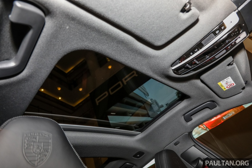 Porsche Panamera Sport Turismo – wagon mewah kini diperkenalkan secara rasmi di M'sia dengan 3 varian Image #798313