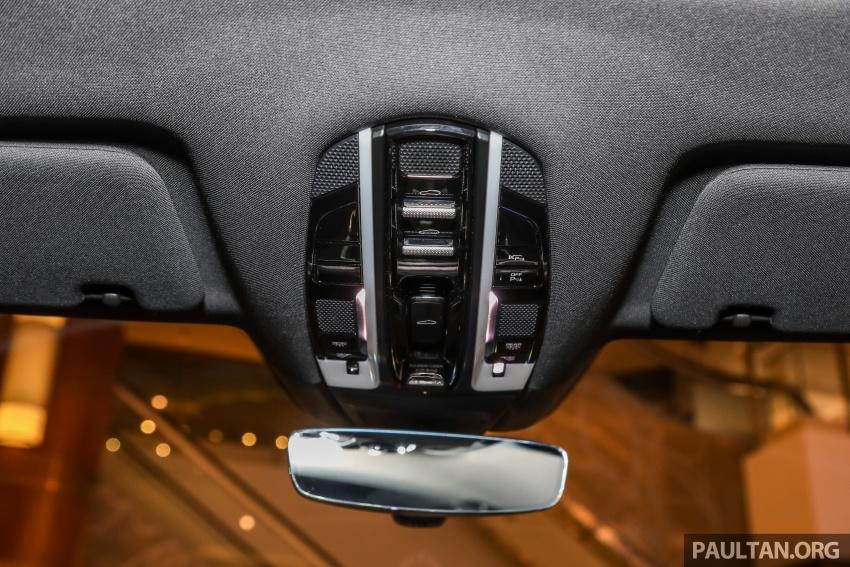 Porsche Panamera Sport Turismo – wagon mewah kini diperkenalkan secara rasmi di M'sia dengan 3 varian Image #798314