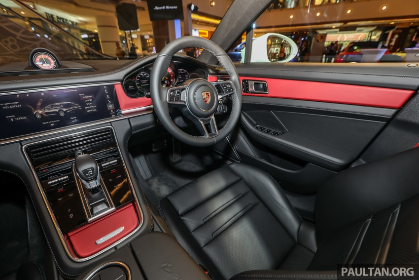 Porsche Panamera Sport Turismo in Malaysia – three variants including plug-in hybrid, RM990k to RM1.94m Image #798929