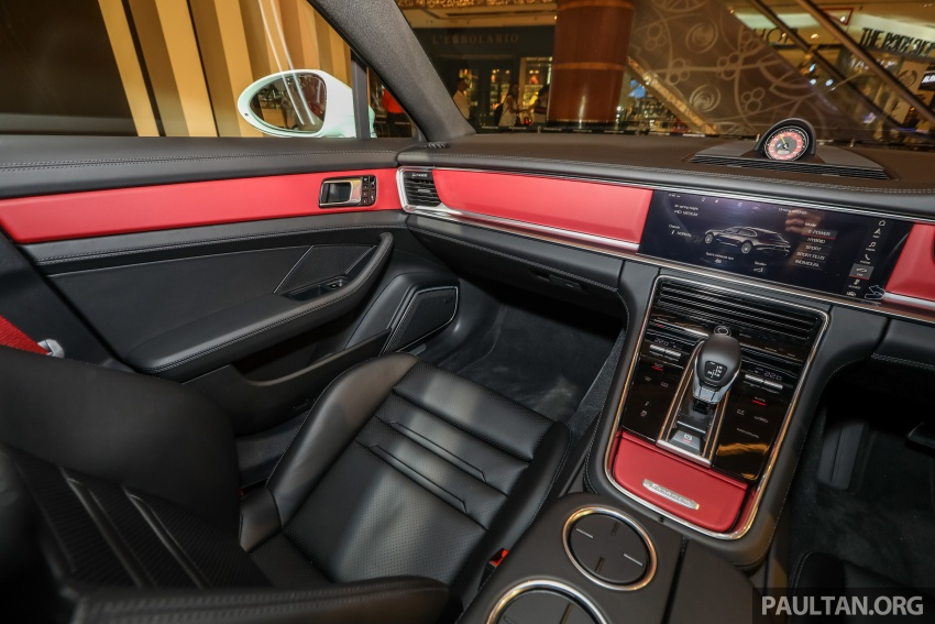 Porsche Panamera Sport Turismo in Malaysia – three variants including plug-in hybrid, RM990k to RM1.94m Image #798930