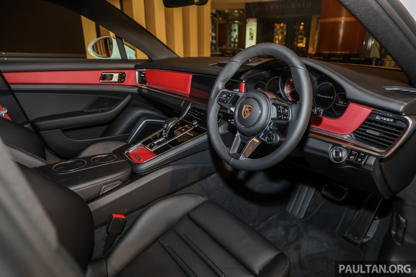 Porsche Panamera Sport Turismo in Malaysia – three variants including plug-in hybrid, RM990k to RM1.94m Image #798915