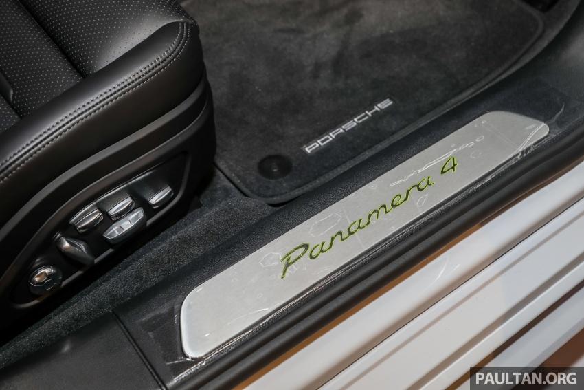 Porsche Panamera Sport Turismo – wagon mewah kini diperkenalkan secara rasmi di M'sia dengan 3 varian Image #798322