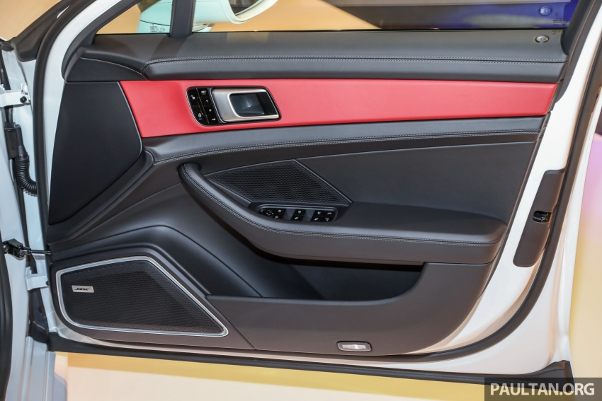 Porsche Panamera Sport Turismo – wagon mewah kini diperkenalkan secara rasmi di M'sia dengan 3 varian Image #798323