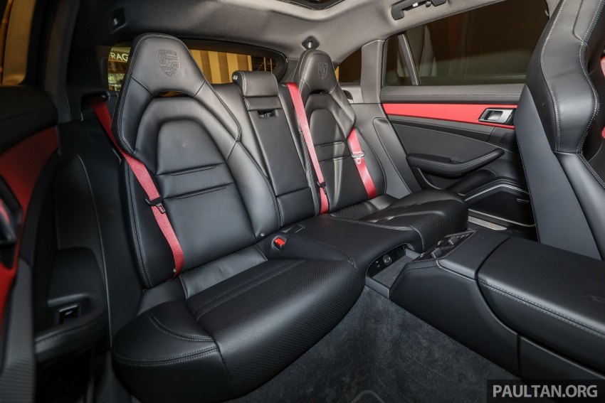 Porsche Panamera Sport Turismo – wagon mewah kini diperkenalkan secara rasmi di M'sia dengan 3 varian Image #798326