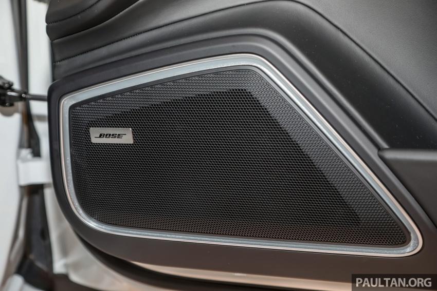 Porsche Panamera Sport Turismo – wagon mewah kini diperkenalkan secara rasmi di M'sia dengan 3 varian Image #798330