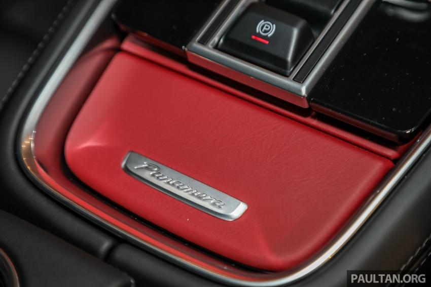 Porsche Panamera Sport Turismo – wagon mewah kini diperkenalkan secara rasmi di M'sia dengan 3 varian Image #798310