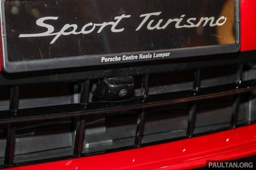 Porsche Panamera Sport Turismo – wagon mewah kini diperkenalkan secara rasmi di M'sia dengan 3 varian Image #798226