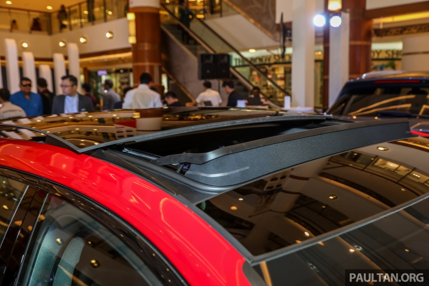 Porsche Panamera Sport Turismo in Malaysia – three variants including plug-in hybrid, RM990k to RM1.94m Image #798959