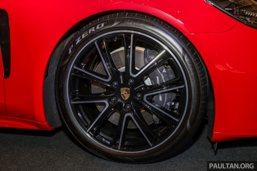 Porsche Panamera Sport Turismo in Malaysia – three variants including plug-in hybrid, RM990k to RM1.94m Image #798965