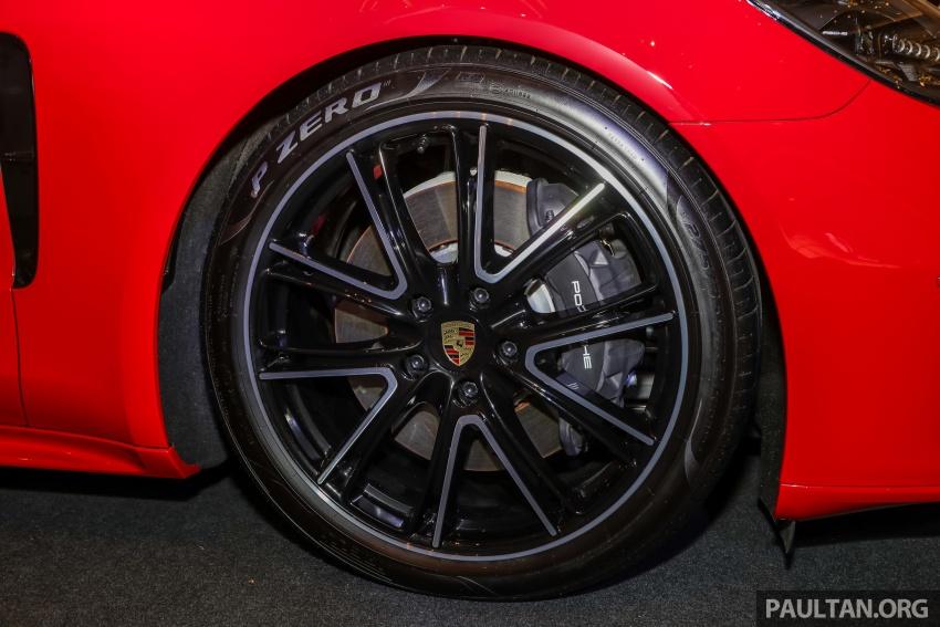 Porsche Panamera Sport Turismo – wagon mewah kini diperkenalkan secara rasmi di M'sia dengan 3 varian Image #798231