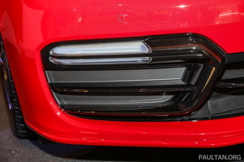 Porsche Panamera Sport Turismo – wagon mewah kini diperkenalkan secara rasmi di M'sia dengan 3 varian Image #798223