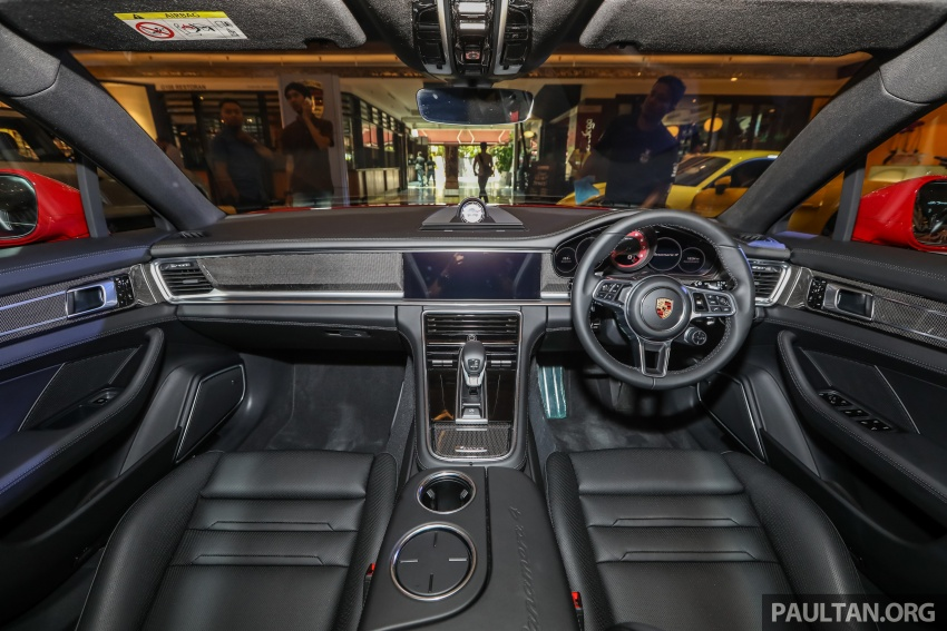 Porsche Panamera Sport Turismo in Malaysia – three variants including plug-in hybrid, RM990k to RM1.94m Image #798987