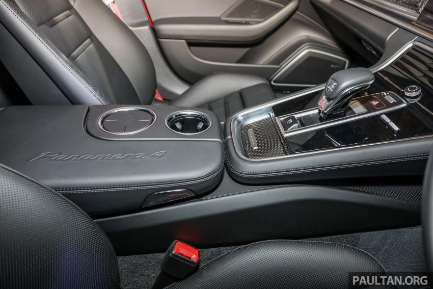 Porsche Panamera Sport Turismo – wagon mewah kini diperkenalkan secara rasmi di M'sia dengan 3 varian Image #798251