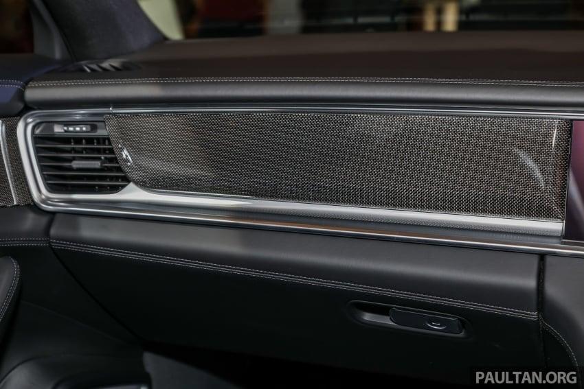 Porsche Panamera Sport Turismo – wagon mewah kini diperkenalkan secara rasmi di M'sia dengan 3 varian Image #798252