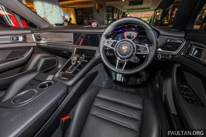 Porsche Panamera Sport Turismo in Malaysia – three variants including plug-in hybrid, RM990k to RM1.94m Image #799005
