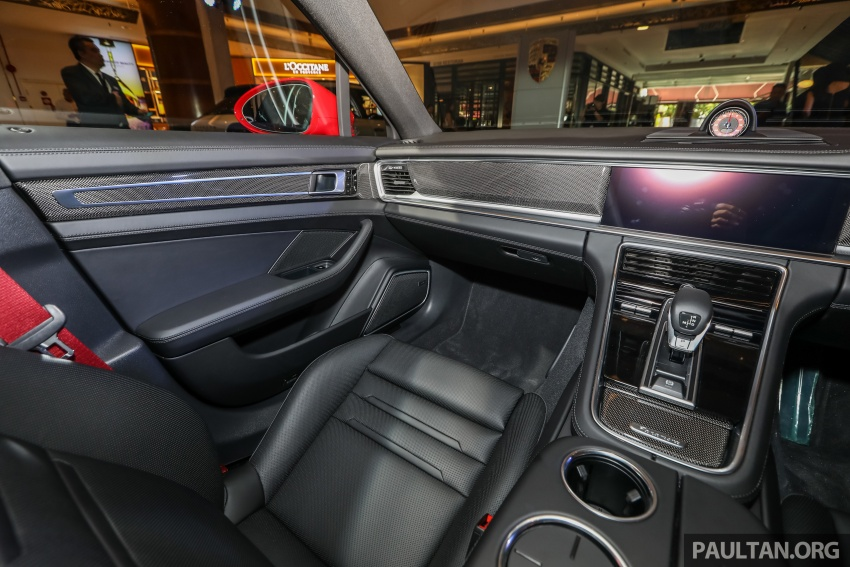 Porsche Panamera Sport Turismo – wagon mewah kini diperkenalkan secara rasmi di M'sia dengan 3 varian Image #798258