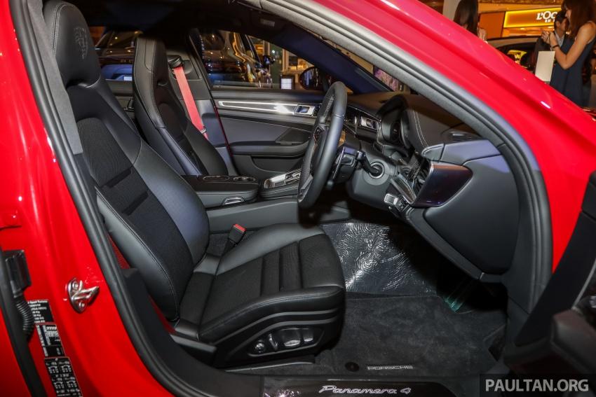 Porsche Panamera Sport Turismo – wagon mewah kini diperkenalkan secara rasmi di M'sia dengan 3 varian Image #798259