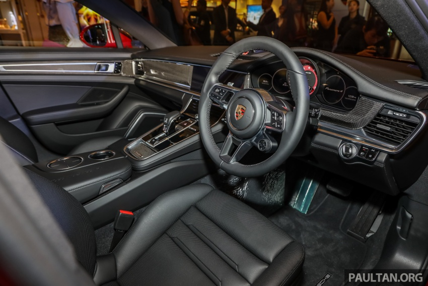 Porsche Panamera Sport Turismo in Malaysia – three variants including plug-in hybrid, RM990k to RM1.94m Image #798988