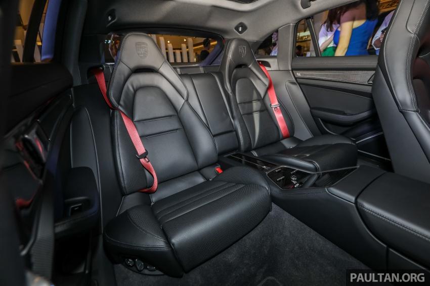 Porsche Panamera Sport Turismo – wagon mewah kini diperkenalkan secara rasmi di M'sia dengan 3 varian Image #798266
