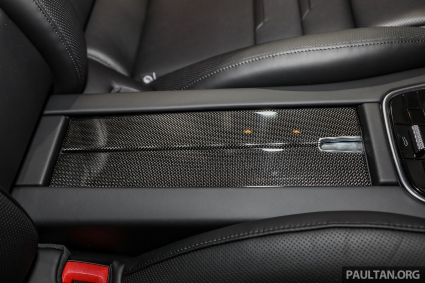 Porsche Panamera Sport Turismo – wagon mewah kini diperkenalkan secara rasmi di M'sia dengan 3 varian Image #798267