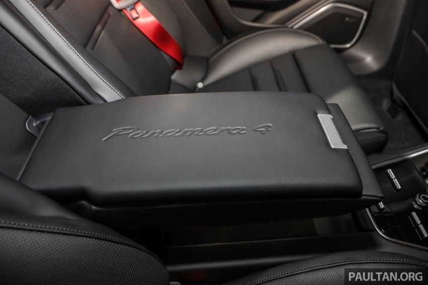 Porsche Panamera Sport Turismo – wagon mewah kini diperkenalkan secara rasmi di M'sia dengan 3 varian Image #798269