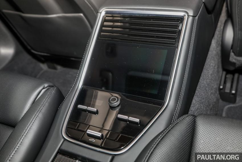Porsche Panamera Sport Turismo – wagon mewah kini diperkenalkan secara rasmi di M'sia dengan 3 varian Image #798270