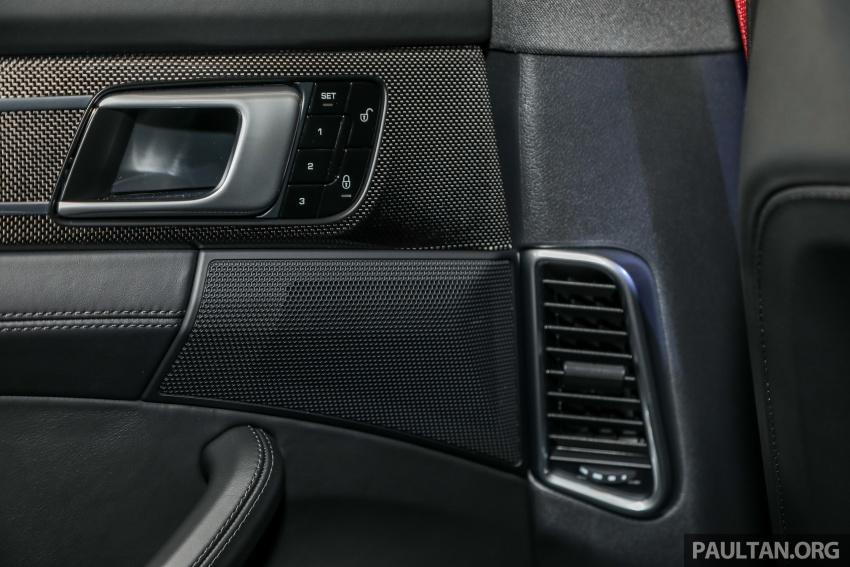 Porsche Panamera Sport Turismo – wagon mewah kini diperkenalkan secara rasmi di M'sia dengan 3 varian Image #798271