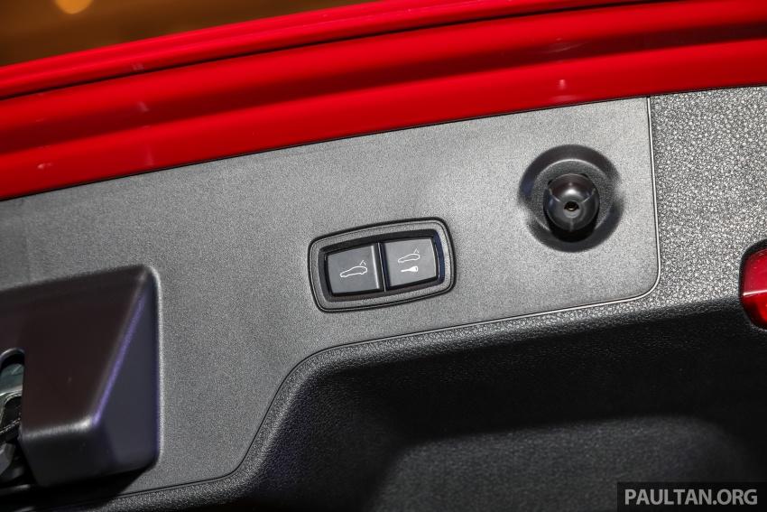 Porsche Panamera Sport Turismo – wagon mewah kini diperkenalkan secara rasmi di M'sia dengan 3 varian Image #798276