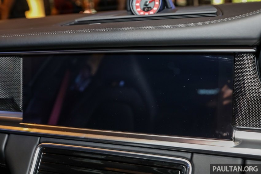 Porsche Panamera Sport Turismo – wagon mewah kini diperkenalkan secara rasmi di M'sia dengan 3 varian Image #798247