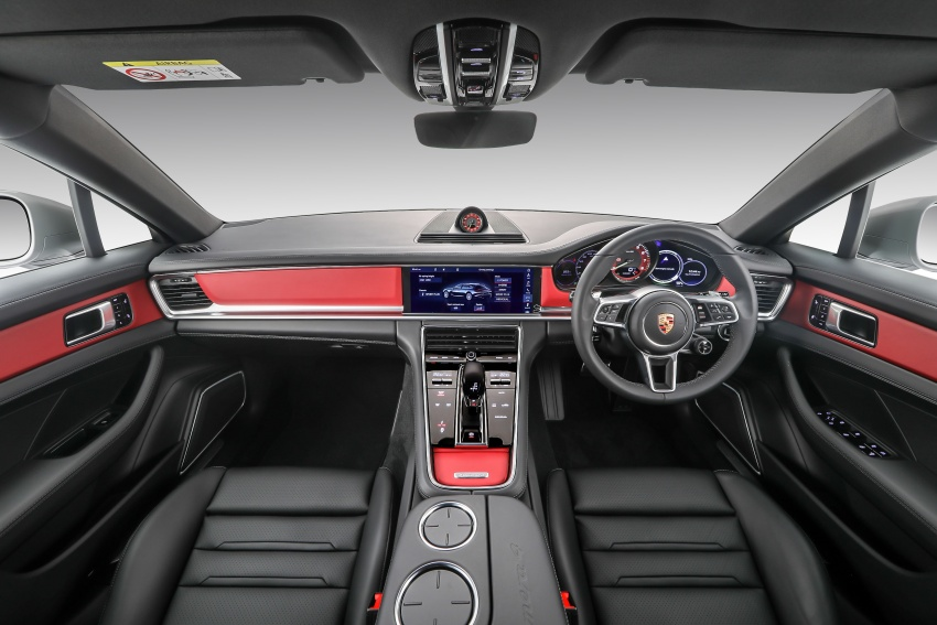 Porsche Panamera Sport Turismo in Malaysia – three variants including plug-in hybrid, RM990k to RM1.94m Image #797803
