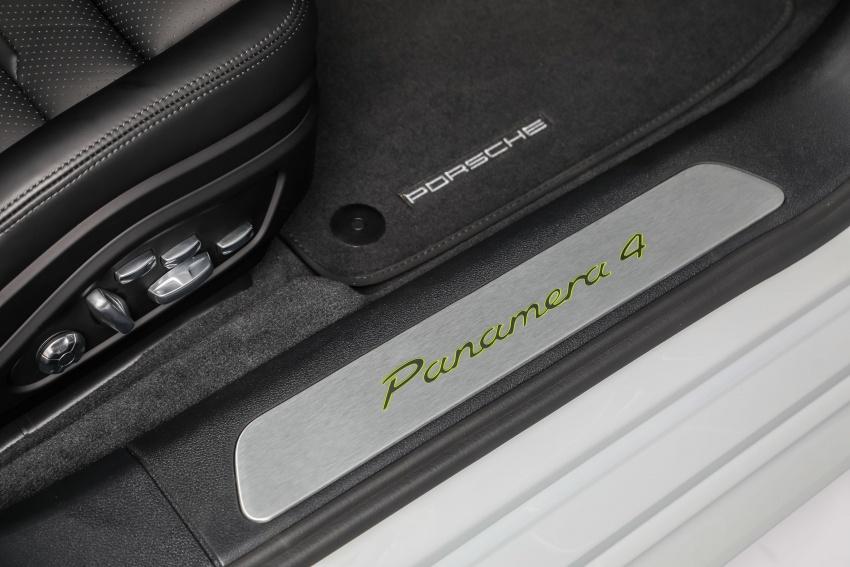 Porsche Panamera Sport Turismo – wagon mewah kini diperkenalkan secara rasmi di M'sia dengan 3 varian Image #797586
