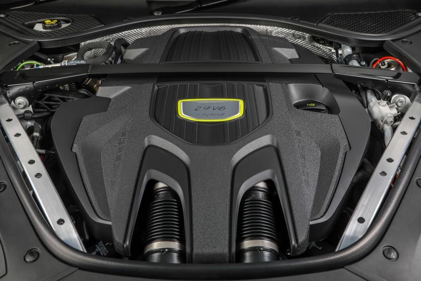 Porsche Panamera Sport Turismo – wagon mewah kini diperkenalkan secara rasmi di M'sia dengan 3 varian Image #797587