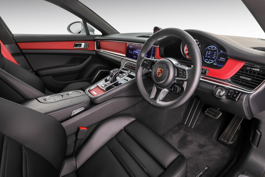 Porsche Panamera Sport Turismo in Malaysia – three variants including plug-in hybrid, RM990k to RM1.94m Image #797830