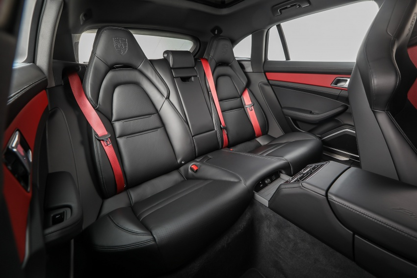 Porsche Panamera Sport Turismo in Malaysia – three variants including plug-in hybrid, RM990k to RM1.94m Image #797801