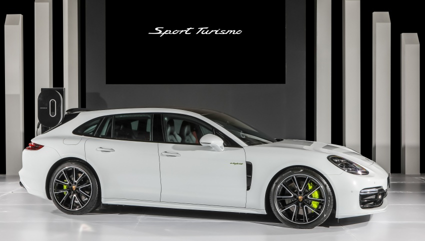Porsche Panamera Sport Turismo in Malaysia – three variants including plug-in hybrid, RM990k to RM1.94m Image #797793