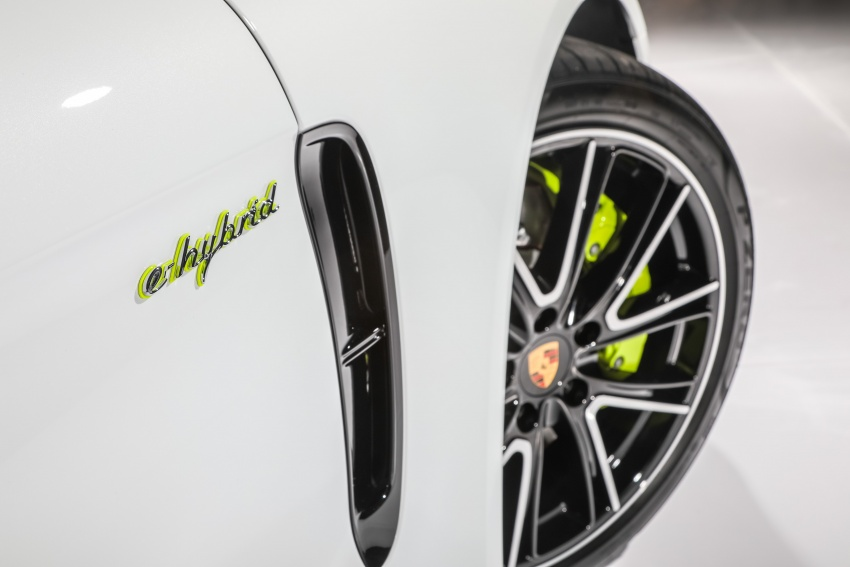 Porsche Panamera Sport Turismo in Malaysia – three variants including plug-in hybrid, RM990k to RM1.94m Image #797805