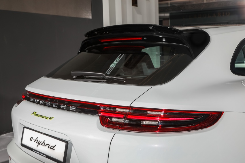 Porsche Panamera Sport Turismo in Malaysia – three variants including plug-in hybrid, RM990k to RM1.94m Image #797806