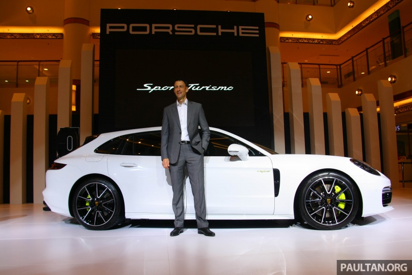 Porsche Panamera Sport Turismo in Malaysia – three variants including plug-in hybrid, RM990k to RM1.94m Image #797777