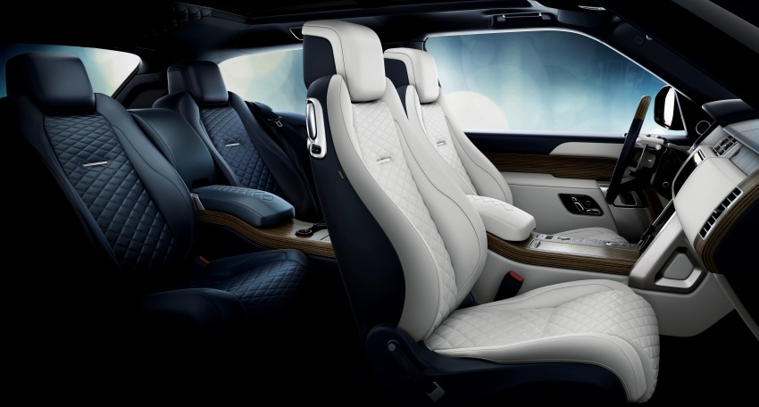 Range Rover SV Coupe diperkenal – 565 PS, 999 unit Image #787339