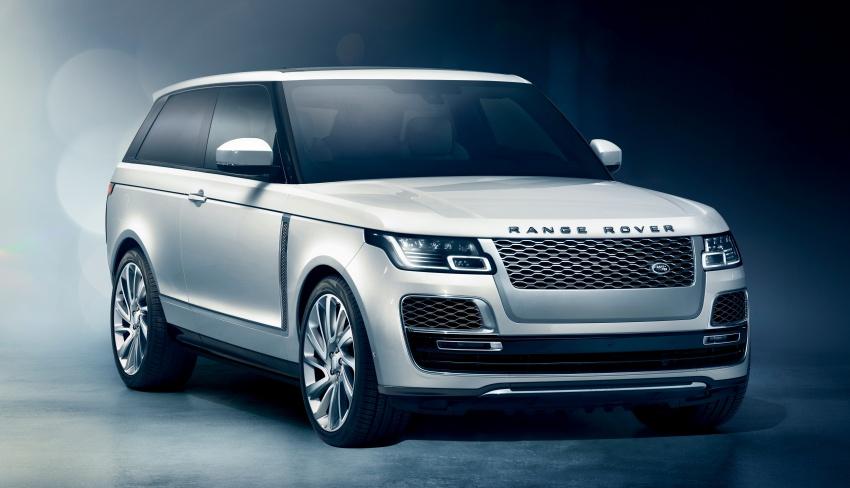 Range Rover SV Coupe diperkenal – 565 PS, 999 unit Image #787331