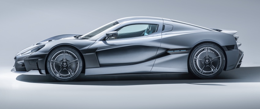 Rimac C_Two – a 1,914 hp, 2,300 Nm electric hypercar Image #787588