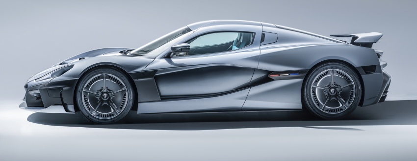 Rimac C_Two – a 1,914 hp, 2,300 Nm electric hypercar Image #787590