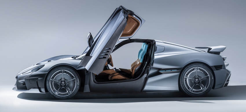 Rimac C_Two – a 1,914 hp, 2,300 Nm electric hypercar Image #787591