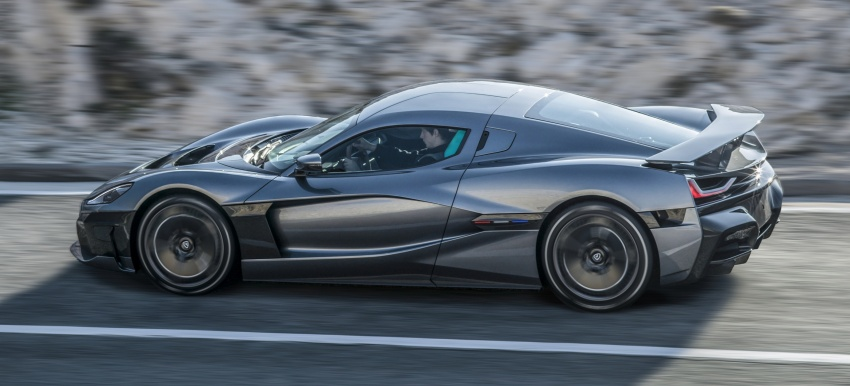 Rimac C_Two – a 1,914 hp, 2,300 Nm electric hypercar Image #787594