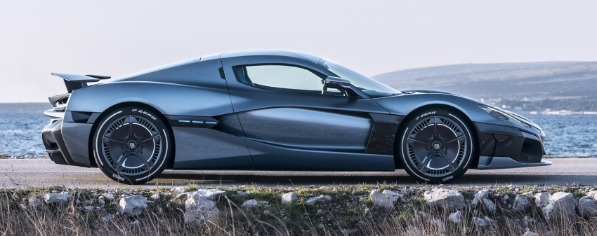 Rimac C_Two – a 1,914 hp, 2,300 Nm electric hypercar Image #787595