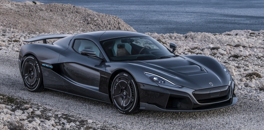 Rimac C_Two – a 1,914 hp, 2,300 Nm electric hypercar Image #787601
