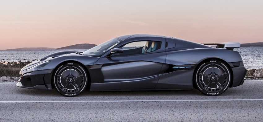 Rimac C_Two – a 1,914 hp, 2,300 Nm electric hypercar Image #787605