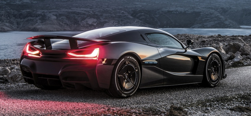 Rimac C_Two – a 1,914 hp, 2,300 Nm electric hypercar Image #787607