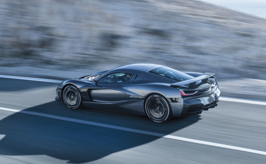 Rimac C_Two – a 1,914 hp, 2,300 Nm electric hypercar Image #787610