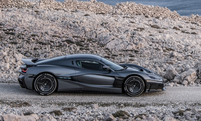 Rimac C_Two – a 1,914 hp, 2,300 Nm electric hypercar Image #787612